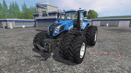 New Holland T8.435 v3.5 pour Farming Simulator 2015
