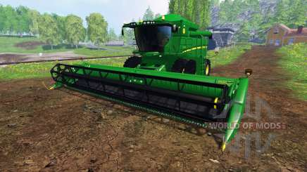 John Deere S550 für Farming Simulator 2015