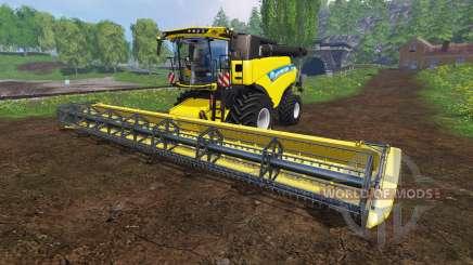 New Holland CR9.90 [terra wheels] für Farming Simulator 2015