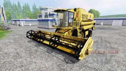 New Holland TF78 pour Farming Simulator 2015