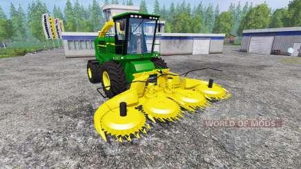 John Deere 7180 v1.1 für Farming Simulator 2015