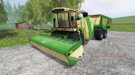 Krone Big X 650 Cargo [120000 liters] für Farming Simulator 2015