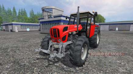 Ursus 1224 [red] pour Farming Simulator 2015