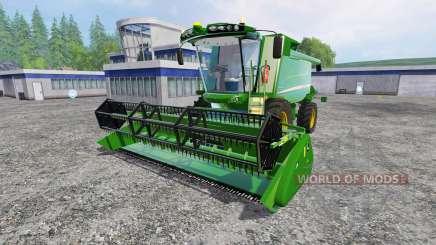 John Deere W540 pour Farming Simulator 2015