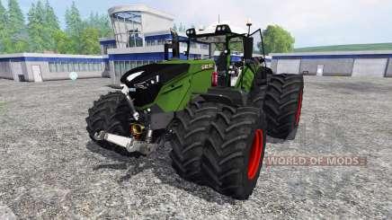 Fendt 1000 Vario pour Farming Simulator 2015
