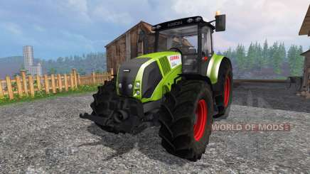 CLAAS Axion 820 v2.0 für Farming Simulator 2015