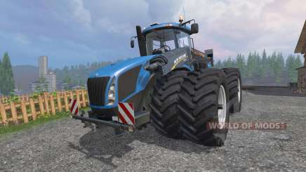 New Holland T9.670 DuelWheel für Farming Simulator 2015