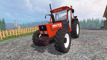 New Holland 110-90 DT für Farming Simulator 2015