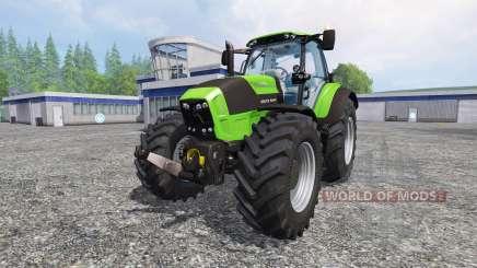 Deutz-Fahr Agrotron 7210 TTV pour Farming Simulator 2015