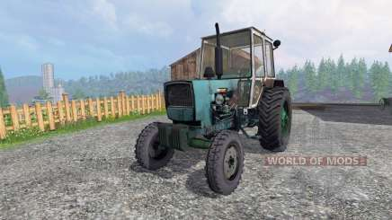 UMZ-KL [washable] v2.0 pour Farming Simulator 2015
