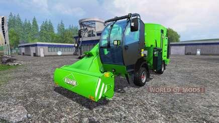 Kuhn SPV 14 pour Farming Simulator 2015