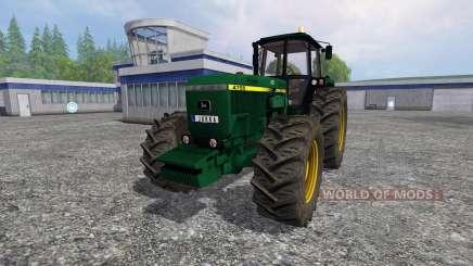 John Deere 4755 v1.1 für Farming Simulator 2015