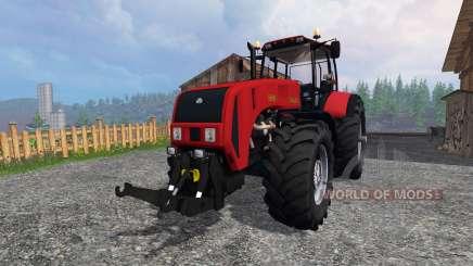 Belarus-3522 v1.1 für Farming Simulator 2015