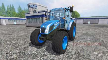 New Holland T4.105 für Farming Simulator 2015