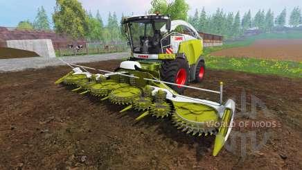 CLAAS Jaguar 980 für Farming Simulator 2015