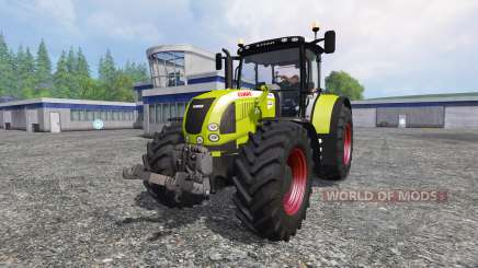 CLAAS Arion 640 für Farming Simulator 2015