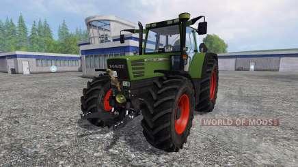 Fendt Favorit 515C v2.0 für Farming Simulator 2015