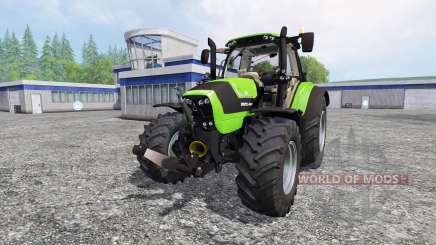 Deutz-Fahr Agrotron 6140.4 v2.0 für Farming Simulator 2015