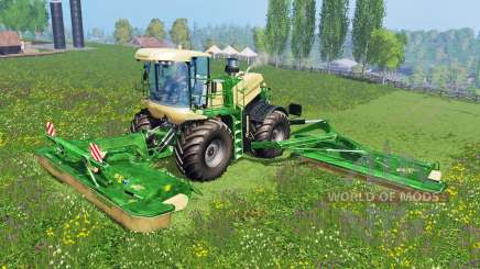 Krone Big M 500 pour Farming Simulator 2015