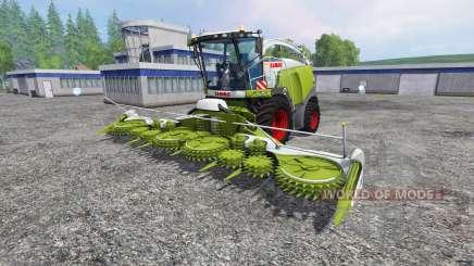 CLAAS Jaguar 980 [washable] für Farming Simulator 2015