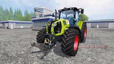 CLAAS Arion 650 v2.5 für Farming Simulator 2015