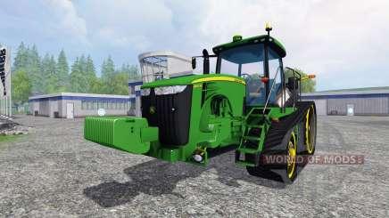 John Deere 8360RT für Farming Simulator 2015