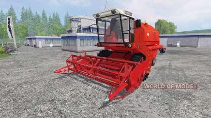 Bizon Z058 v1.1 für Farming Simulator 2015