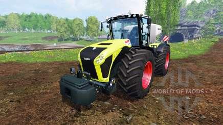 CLAAS Xerion 4500 v1.5 für Farming Simulator 2015