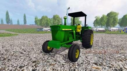 John Deere 4020 diesel für Farming Simulator 2015