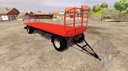 Der trailer Agroliner Ballen für Farming Simulator 2013