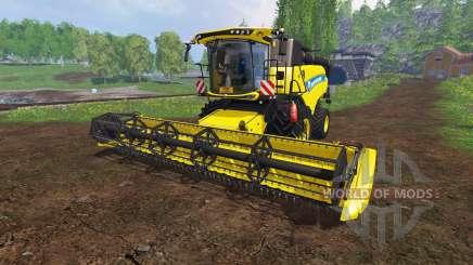 New Holland CR9.90 v1.1 [yellow edition] für Farming Simulator 2015