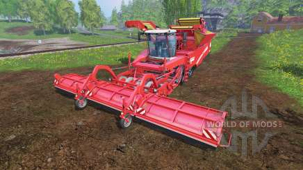Grimme Tectron 415 [onion and carrot] für Farming Simulator 2015