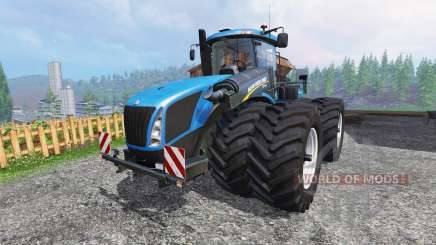New Holland T9.560 DuelWheel v2.5 pour Farming Simulator 2015