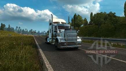 Kenworth W900A für Euro Truck Simulator 2
