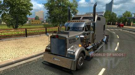 Kenworth Long Edition für Euro Truck Simulator 2