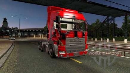 Hino 700 pour Euro Truck Simulator 2