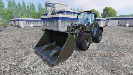 Liebherr L538 custom pour Farming Simulator 2015