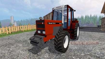 Renault 1181-4 pour Farming Simulator 2015