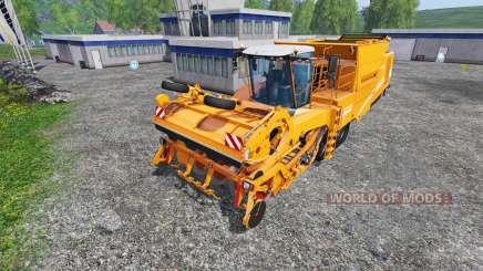 Grimme Tectron 415 [orange edition] pour Farming Simulator 2015