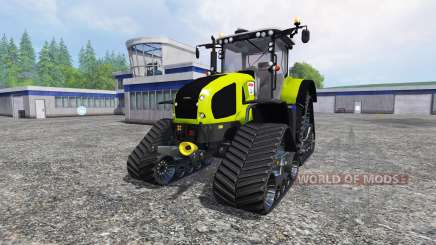 CLAAS Axion 950 [terra trac] pour Farming Simulator 2015
