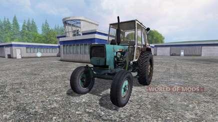 UMZ-CL v2.2 front-loader für Farming Simulator 2015