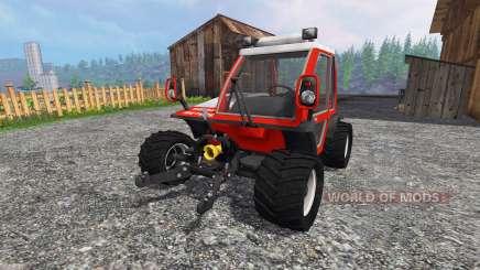 Reform Metrac H6 pour Farming Simulator 2015