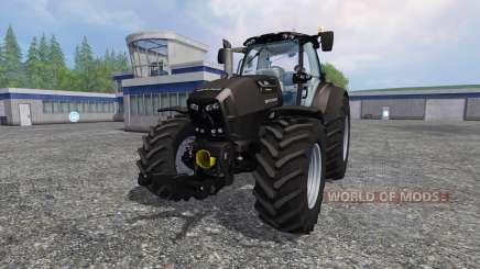 Deutz-Fahr Agrotron 7250 [warrior] v2.1 für Farming Simulator 2015