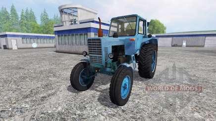 MTZ-80 v4.0 für Farming Simulator 2015
