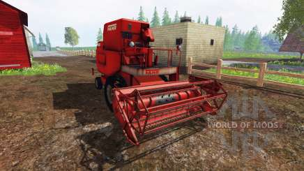 Fahr M66 v1.2 für Farming Simulator 2015