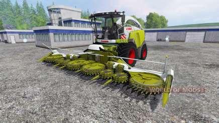 CLAAS Jaguar 980 v2.0 für Farming Simulator 2015
