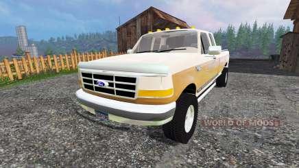 Ford F-150 XL für Farming Simulator 2015