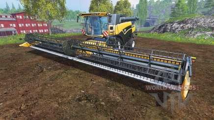 Caterpillar Lexion 590R v1.41 [fix] für Farming Simulator 2015