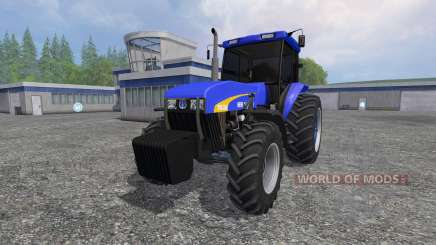 New Holland 7630 für Farming Simulator 2015