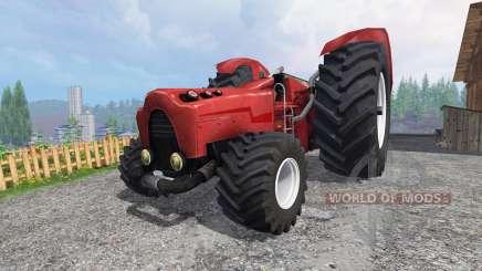 Lizard 2000 v1.1 pour Farming Simulator 2015